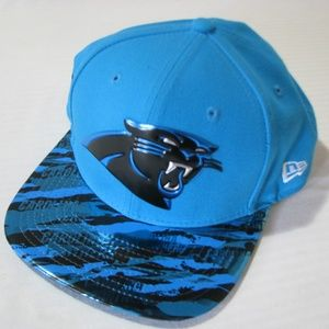 Carolina Panthers New Era Snap-Back Hat